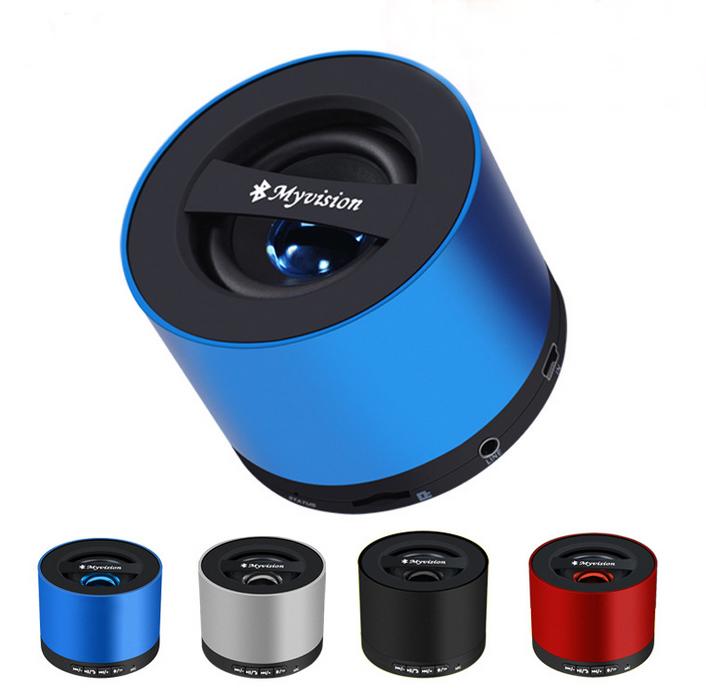 High Quality Popular Design Stereo Bluetooth Mini Speaker