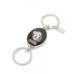 High Quality Metal Keychain with Custom Logo