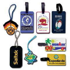 Different Material in Rings 2016 Newly Luggage Tag