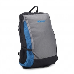 Polyester school backpack outside backpack