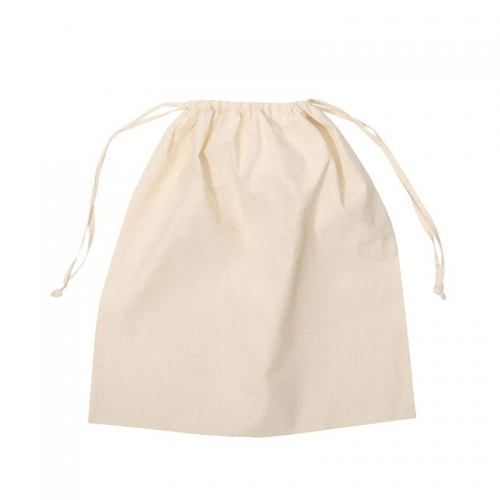New hotsale canvas fabric drawstring bag made in China