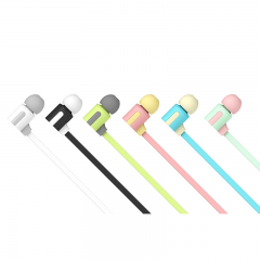 Cheap Colorful mp3 earphone ear buds for mp3 mp4